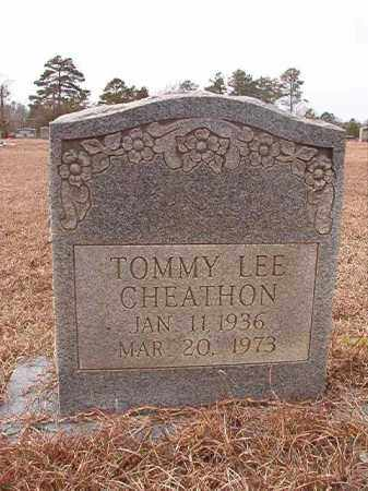 CHEATHON, TOMMY LEE - Calhoun County, Arkansas | TOMMY LEE CHEATHON - Arkansas Gravestone Photos