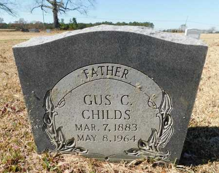 CHILDS, GUS C - Calhoun County, Arkansas | GUS C CHILDS - Arkansas Gravestone Photos