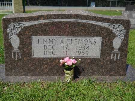 CLEMONS, JIMMY A - Calhoun County, Arkansas | JIMMY A CLEMONS - Arkansas Gravestone Photos