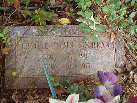COCHRAN, LUCILLE - Calhoun County, Arkansas | LUCILLE COCHRAN - Arkansas Gravestone Photos