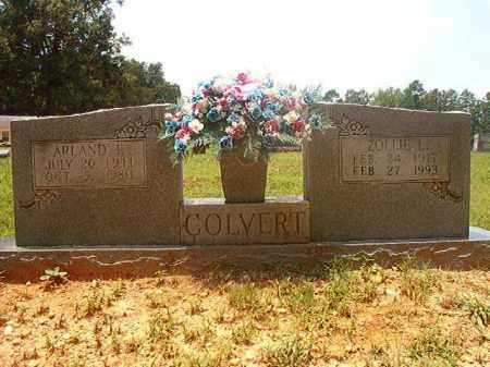 COLVERT, ZOLLIE L - Calhoun County, Arkansas | ZOLLIE L COLVERT - Arkansas Gravestone Photos
