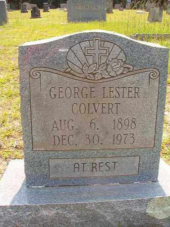 COLVERT, GEORGE LESTER - Calhoun County, Arkansas | GEORGE LESTER COLVERT - Arkansas Gravestone Photos