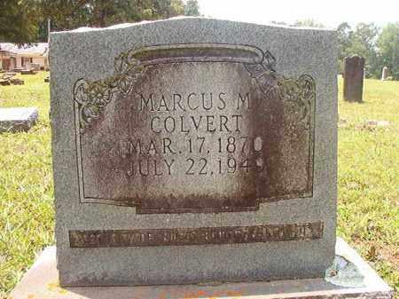 COLVERT, MARCUS M - Calhoun County, Arkansas | MARCUS M COLVERT - Arkansas Gravestone Photos