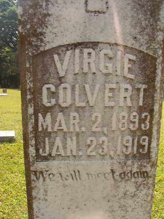 COLVERT, VIRGIE - Calhoun County, Arkansas | VIRGIE COLVERT - Arkansas Gravestone Photos