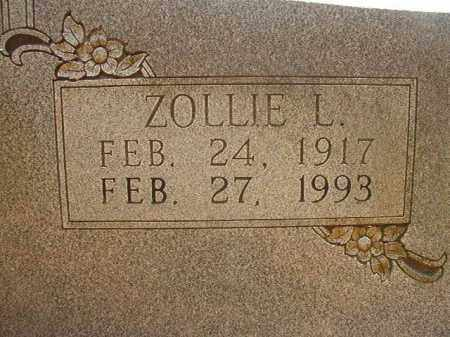 COLVERT, ZOLLIE L - Calhoun County, Arkansas | ZOLLIE L COLVERT - Arkansas Gravestone Photos