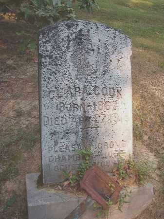 COOK, CLARA - Calhoun County, Arkansas | CLARA COOK - Arkansas Gravestone Photos