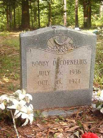 CORNELIUS, BOBBY D - Calhoun County, Arkansas | BOBBY D CORNELIUS - Arkansas Gravestone Photos