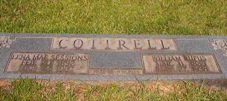 COTTRELL, LENA MAE - Calhoun County, Arkansas | LENA MAE COTTRELL - Arkansas Gravestone Photos
