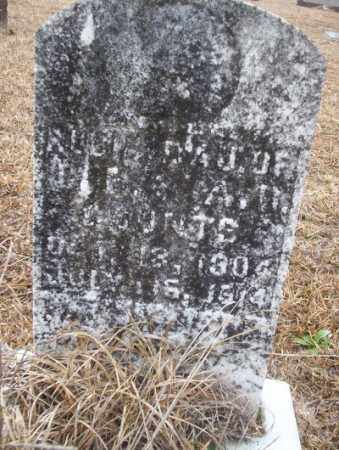 COUNTS, RUBY - Calhoun County, Arkansas | RUBY COUNTS - Arkansas Gravestone Photos