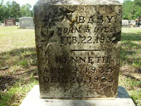 CRANFORD, BABY - Calhoun County, Arkansas | BABY CRANFORD - Arkansas Gravestone Photos