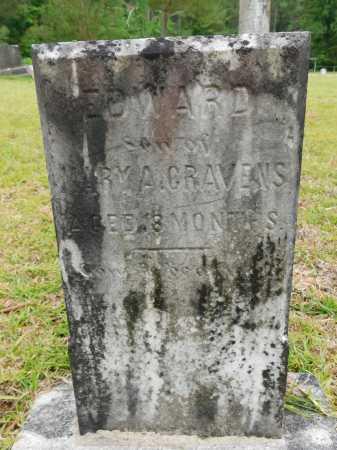 CRAVENS, EDWARD - Calhoun County, Arkansas   EDWARD CRAVENS - Arkansas Gravestone Photos