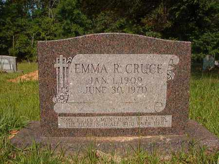 CRUCE, EMMA R - Calhoun County, Arkansas | EMMA R CRUCE - Arkansas Gravestone Photos