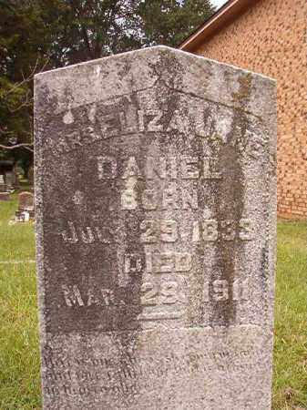 DANIEL, ELIZA JANE - Calhoun County, Arkansas | ELIZA JANE DANIEL - Arkansas Gravestone Photos