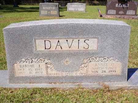 DAVIS, ANNIE - Calhoun County, Arkansas | ANNIE DAVIS - Arkansas Gravestone Photos