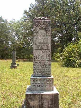 DAVIS, ISAAC P - Calhoun County, Arkansas | ISAAC P DAVIS - Arkansas Gravestone Photos