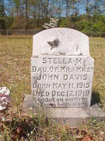 DAVIS, STELLA M - Calhoun County, Arkansas | STELLA M DAVIS - Arkansas Gravestone Photos