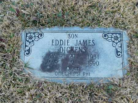 DICKENS, EDDIE JAMES - Calhoun County, Arkansas | EDDIE JAMES DICKENS - Arkansas Gravestone Photos