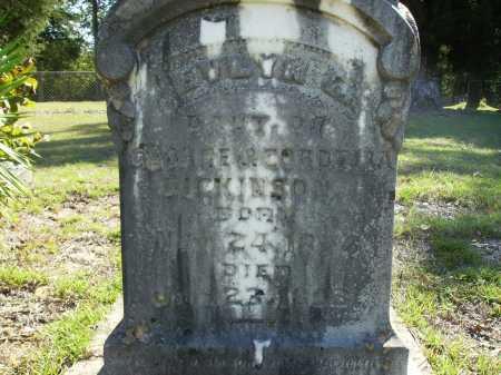 DICKINSON, EVLYN C - Calhoun County, Arkansas | EVLYN C DICKINSON - Arkansas Gravestone Photos