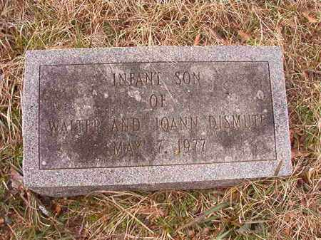 DISMUTE, INFANT SON - Calhoun County, Arkansas | INFANT SON DISMUTE - Arkansas Gravestone Photos