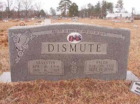 DISMUTE, RELDA - Calhoun County, Arkansas | RELDA DISMUTE - Arkansas Gravestone Photos