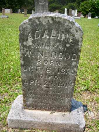 DODD, ADALINE - Calhoun County, Arkansas | ADALINE DODD - Arkansas Gravestone Photos