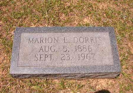 DORRIS, MARION L - Calhoun County, Arkansas | MARION L DORRIS - Arkansas Gravestone Photos
