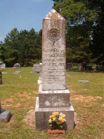 DOUGLASS, GEORGE P - Calhoun County, Arkansas | GEORGE P DOUGLASS - Arkansas Gravestone Photos