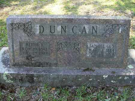 DUNCAN, HETTIE L - Calhoun County, Arkansas | HETTIE L DUNCAN - Arkansas Gravestone Photos
