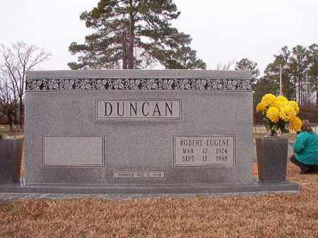 DUNCAN, ROBERT EUGENE - Calhoun County, Arkansas | ROBERT EUGENE DUNCAN - Arkansas Gravestone Photos