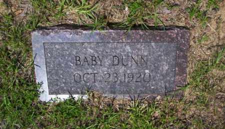 DUNN, BABY - Calhoun County, Arkansas | BABY DUNN - Arkansas Gravestone Photos