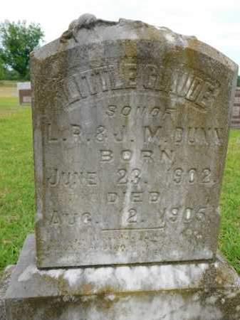 DUNN, CLAUDE - Calhoun County, Arkansas | CLAUDE DUNN - Arkansas Gravestone Photos