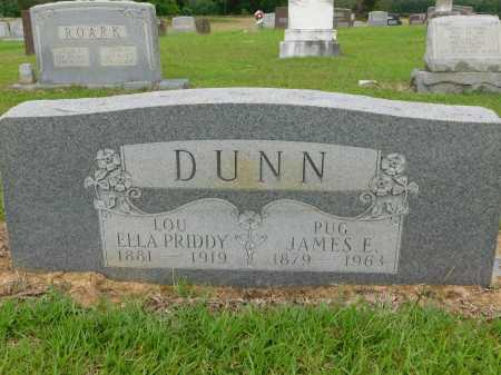 "PRIDDY DUNN, ELLA ""LOU"" - Calhoun County, Arkansas 