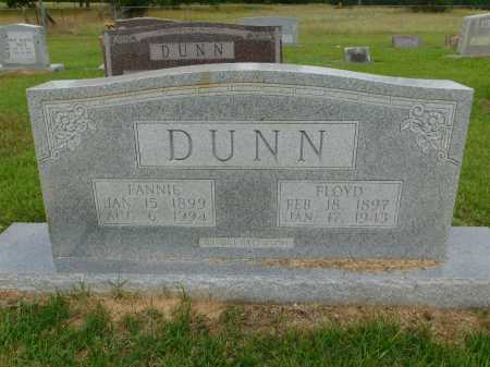 DUNN, FANNIE - Calhoun County, Arkansas | FANNIE DUNN - Arkansas Gravestone Photos