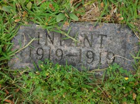 DUNN, INFANT - Calhoun County, Arkansas | INFANT DUNN - Arkansas Gravestone Photos