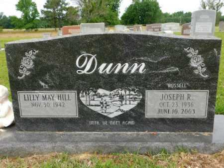 DUNN, JOSEPH RUSSELL - Calhoun County, Arkansas | JOSEPH RUSSELL DUNN - Arkansas Gravestone Photos