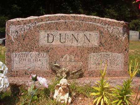 DUNN, RUTH I - Calhoun County, Arkansas | RUTH I DUNN - Arkansas Gravestone Photos
