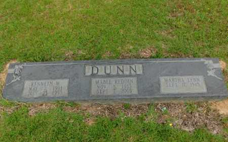DUNN, KENNETH W - Calhoun County, Arkansas | KENNETH W DUNN - Arkansas Gravestone Photos