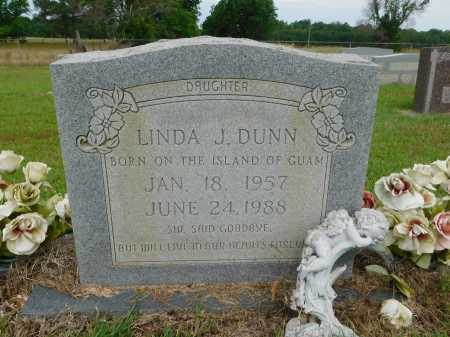DUNN, LINDA J - Calhoun County, Arkansas | LINDA J DUNN - Arkansas Gravestone Photos