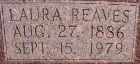 REAVES DUNN, LAURA - Calhoun County, Arkansas | LAURA REAVES DUNN - Arkansas Gravestone Photos