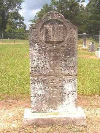 DUNN, MARY L - Calhoun County, Arkansas | MARY L DUNN - Arkansas Gravestone Photos