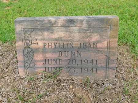 DUNN, PHYLLIS JEAN - Calhoun County, Arkansas | PHYLLIS JEAN DUNN - Arkansas Gravestone Photos