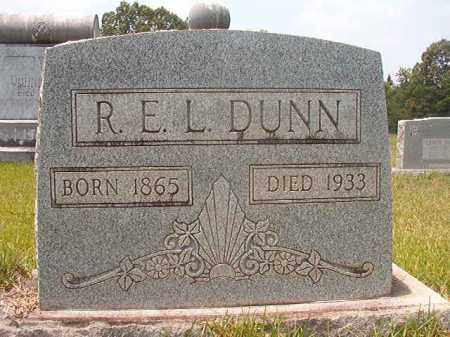DUNN, R E L - Calhoun County, Arkansas | R E L DUNN - Arkansas Gravestone Photos