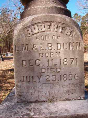 DUNN, ROBERT B - Calhoun County, Arkansas | ROBERT B DUNN - Arkansas Gravestone Photos