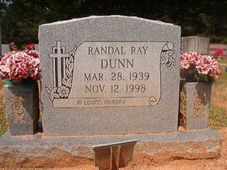 DUNN, RANDAL RAY - Calhoun County, Arkansas | RANDAL RAY DUNN - Arkansas Gravestone Photos