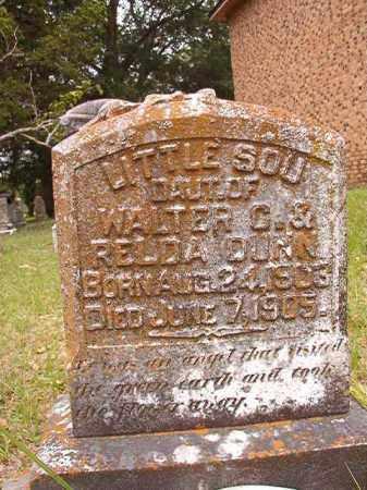DUNN, SOU - Calhoun County, Arkansas | SOU DUNN - Arkansas Gravestone Photos