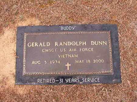 DUNN (VETERAN VIET), GERALD RANDOLPH - Calhoun County, Arkansas | GERALD RANDOLPH DUNN (VETERAN VIET) - Arkansas Gravestone Photos