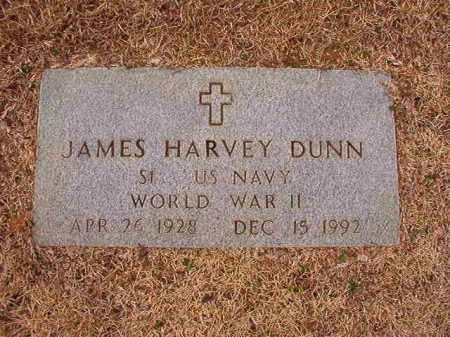 DUNN (VETERAN WWII), JAMES HARVEY - Calhoun County, Arkansas | JAMES HARVEY DUNN (VETERAN WWII) - Arkansas Gravestone Photos