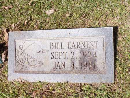 EARNEST, BILL - Calhoun County, Arkansas | BILL EARNEST - Arkansas Gravestone Photos