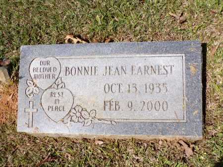 EARNEST, BONNIE JEAN - Calhoun County, Arkansas | BONNIE JEAN EARNEST - Arkansas Gravestone Photos