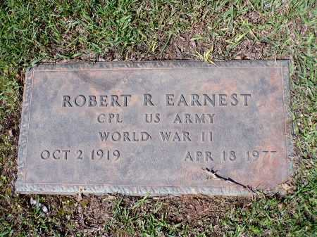 EARNEST (VETERAN WWII), ROBERT R - Calhoun County, Arkansas | ROBERT R EARNEST (VETERAN WWII) - Arkansas Gravestone Photos